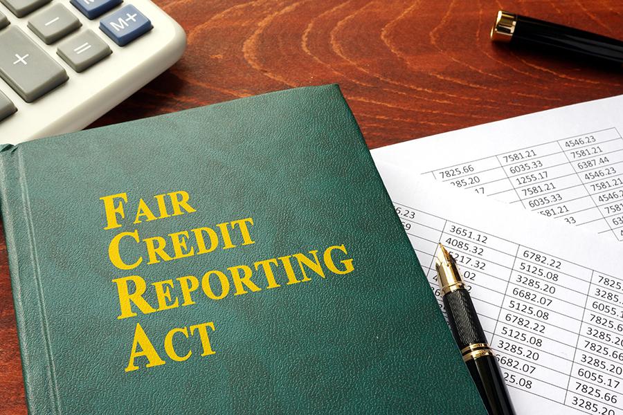 oregon fair credit reporting act 1970