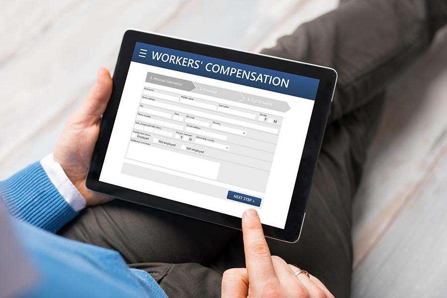oregon workers compensation claim
